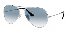 AVIATOR LARGE METAL RB3025 003/3F