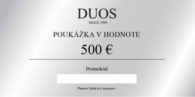 Digital geschenkgutschein 500€